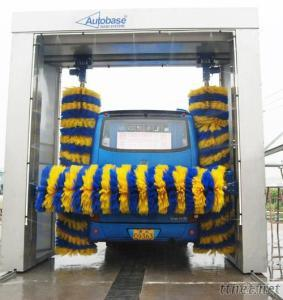 Automatic Bus Washer