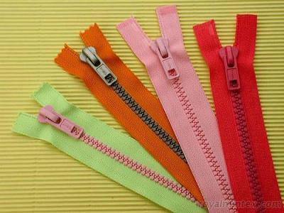 Plastic Zippers TSF-208
