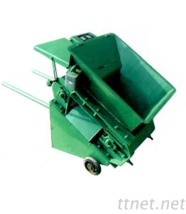 Portable Sand Throwing Machine For Casting Industry