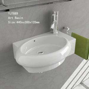 Sanitary ware wash Basin bathroom sink