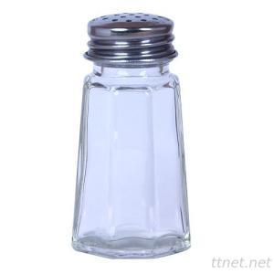 Octagonal salt&pepper shaker (S)
