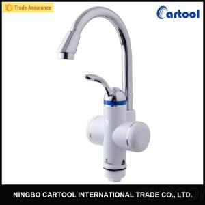 Top Quality Instant Water Heater Faucet, Sanitary Basin Electric Water Tap