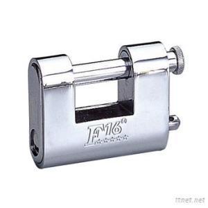 P6610 High Security 12 Pin Tumbler Padlock