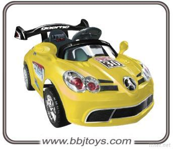 Electric Pedal R/C Children Ride On Car