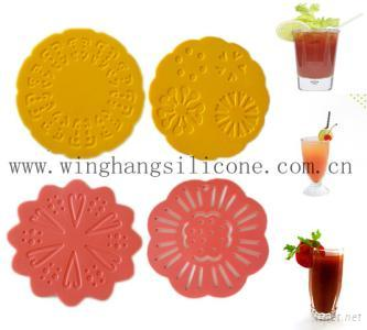Silicone Beer Bottle Coaster