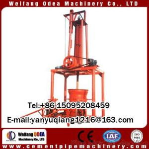 Concrete Pipe Making Machine Production for Drain, Irrigate.