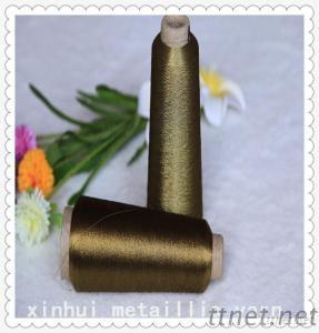 St Type Metallic Yarn For Embroidery