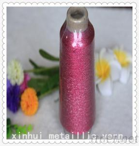 St Type Fluorescent Metallic Yarn for Embroidery