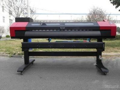 High Resolution ECO Solvent Printer