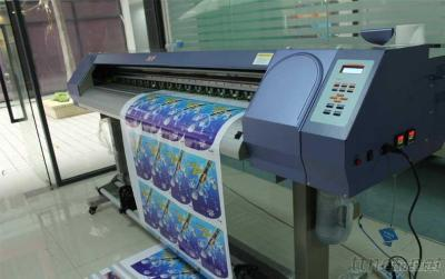 Digital Outdoor Eco Solvent Printer