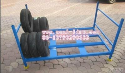 Hpcr 100 Foldable Tyre Rack