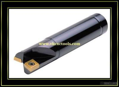 AJU Type Drilling End Milling Cutter