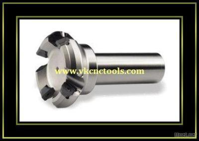 ASX445 Type 45 Degree End Milling Cutter