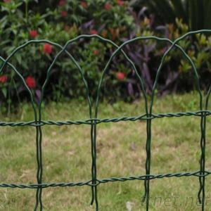 PVC Coated Gardon Wire Mesh Fence