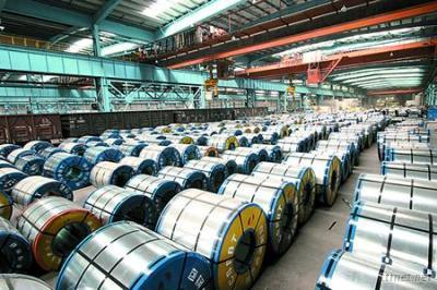 Hot Dipped Galvanized Steel Coil, Galvalume, Aluzinc Steel Coil