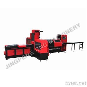 CNC Busbar Punching Shearing Machine For HV/LV Electrical Switchgear