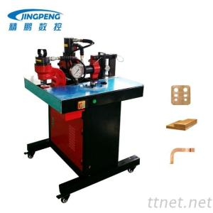 With Strong Technology Manufacture Copper And Aluminum Busbar Processing Bending Machine