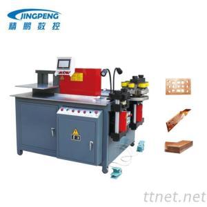 Best Service Hydraulic Copper And Aluminum Busbar Processing Machine