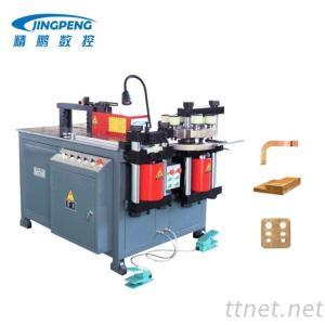 3*4Kw Motor Power Hydraulic Copper/Aluminum Busbar Processing Machine
