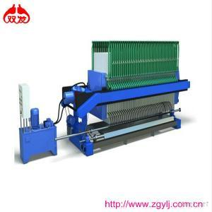 The top quality hang beam type filter press