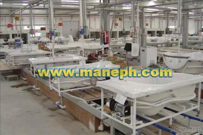 Sanitary Ware Production Line