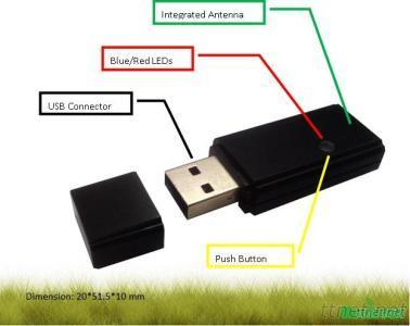 ZigBee USB Dongle