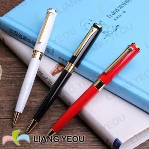 Metallic Ballpoint Pen Creative Multicolor Advertising Pen can be customized LOGO