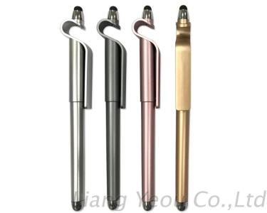 Gel Pen Creative Multicolor Advertising Pen Can Use to Mobile Phone Holder