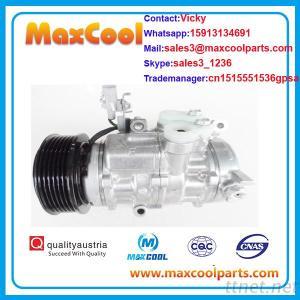 Hot selling AC Compressor For Toyota Etios JK BC447280-1831 SG447280-2201 Denso 10SE13C