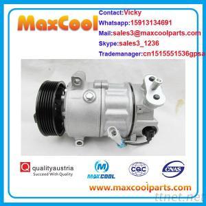 Auto air conditioner compressor Sanden PXE16 for Buick new Regal 2.0L 2.4L 13262836 13232305