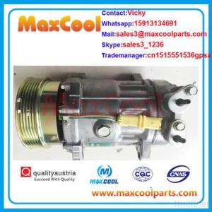 SD7V16 Air compressor for Citroen / Fiat/Peugeot 6453NJ 6453NH 8FK351127311 9642800780