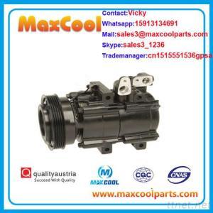 FOUR SEASONS 57187 DIVISION BRAND NEW A/C Compressor/Clutch for Ford/Hyundai Santa Fe HS18 Compressor 5PK 125MM 57187
