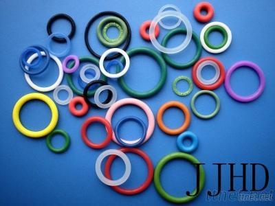 Different Colors Rubber O Ring
