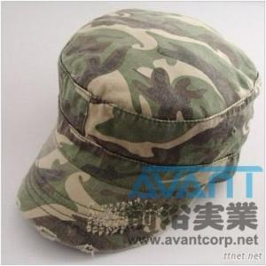 100% Cotton Fahion Camouflage Army or Military Cap
