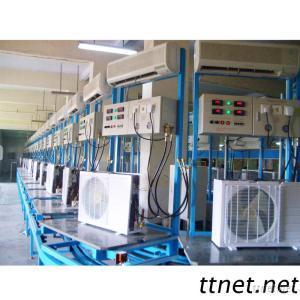 Cooler Assembly Line