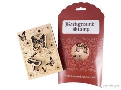 Background Stamp, Scrapbook
