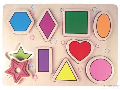 Puzzle Stamp