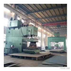 Marine Type Plates Hydraulic Press