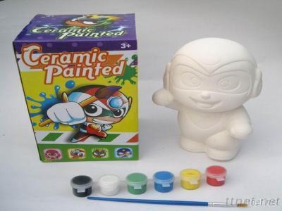 DIY Ceramic Painted