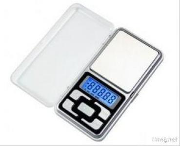 Precision Mini Pocket Scale, Digital Jewelry Scale
