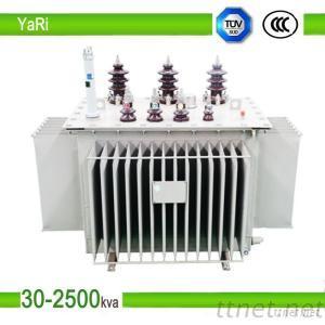 S9 S10 S11 S13 10KV-35KV Oil Immersed Power Transformer
