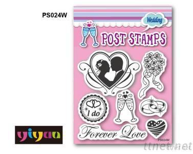 PS024BA - Post Stamp