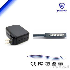 Portable Charger For Microsoft Surface PRO2 12V 3.6A Tablet