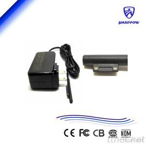Hottest 30W 12V 2.58A Tablet Charger For Microsoft Surface Pro 3/Surface RT