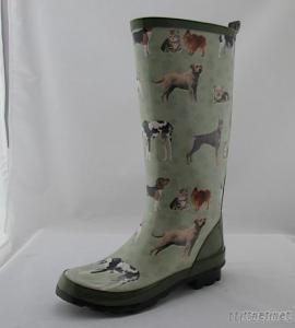 Lady'S 2013 Fashion Rubber Boots
