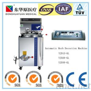 Automatic TCM Herb Decoction Equipment With Ten-Function