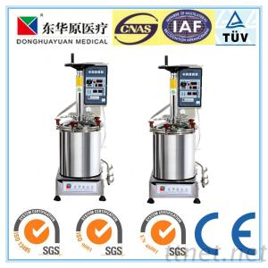 Chinese Medicine Boiling/Decocting Machine Micro-Pressure Cycling Series YJX20-G