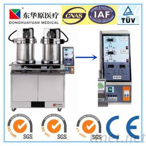 New Types Of Herb Decoction Equipment YJX20/1+1