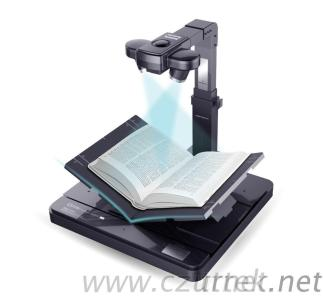 CZUR scanner M2030 for bound book