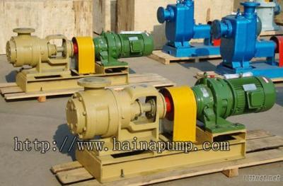 Jacketed Asphalt Pumps